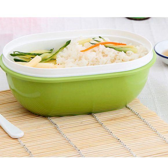 Pote-Oval-Hermetico-13cm-Verde-Basic-Kitchen