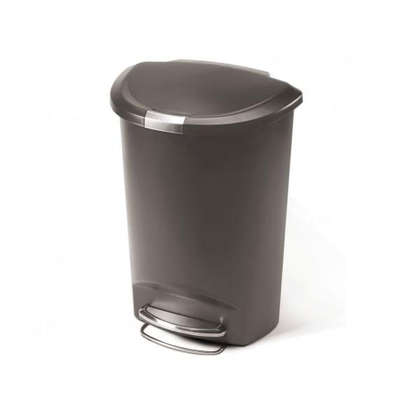 Lixeira-Semi-Round-Plastica-cinza-50l-Simple-Human-