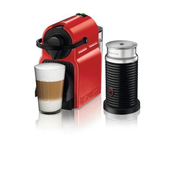 Combo-Inissia-Ruby-Red-110v---Nespresso