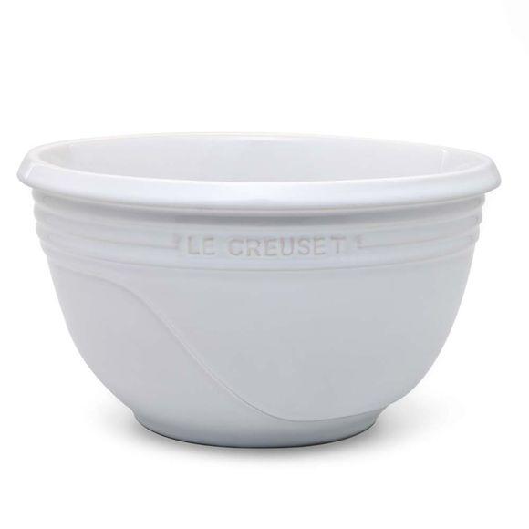 Bowl De Cerâmica 19Cm Branco Le Creuset