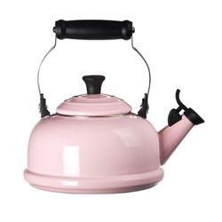 Chaleira-tradicional-com-apito-Pink-Le-Creuset