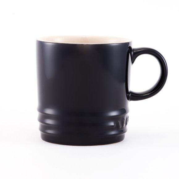 Caneca-de-Ceramica-Le-Creuset-para-Cafe-Black-Onix
