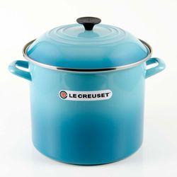 Caldeirao-Stock-Pot-22cm-azul-caribe-Le-Creuset