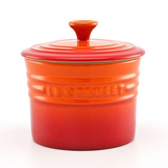 Porta-condimento-grande-laranja-Le-Creuset