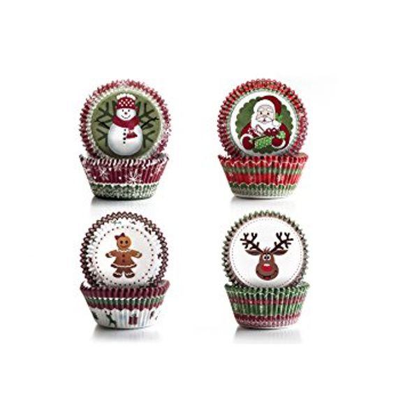 Forminhas-Para-Cupcake-100-Unidades-Natal-Ibili