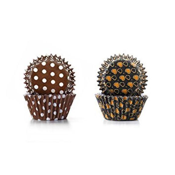 Forminhas-Para-Cupcake-100-Unidades-Trufa-Ibili