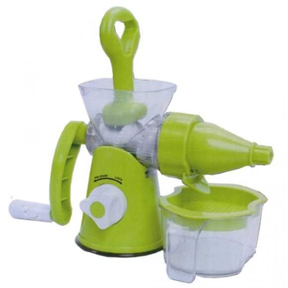 Espremedor-De-Citrus-Com-Manivela-A0164-Verde-Basic-Kitchen