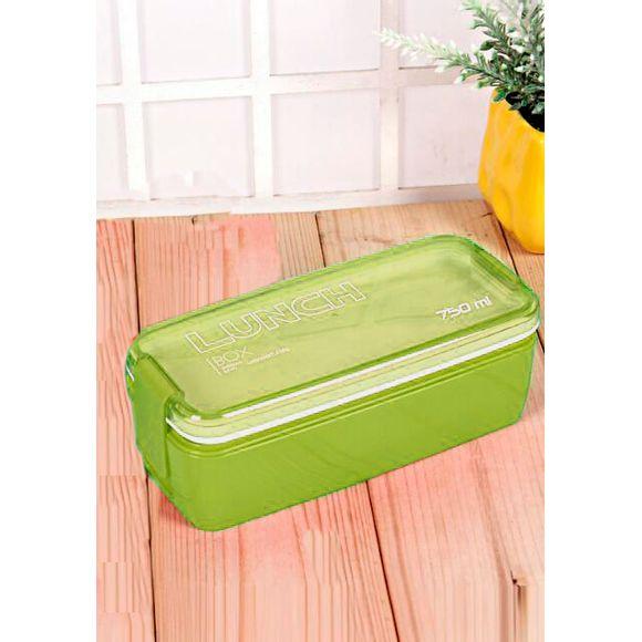 Marmita-Hermetica-Com-Talher-Plastico-A0375-Verde-Basic-Kitchen