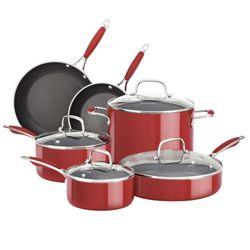Conjunto-De-Panelas-6-Pecas-Aluminio-Vermelho-Kitchenaid