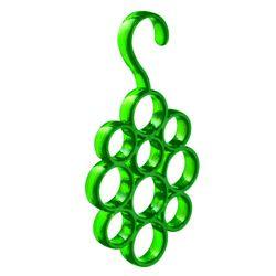 Cabide-Organizador-De-Cintos-A248-Verde-Basic-Kitchen
