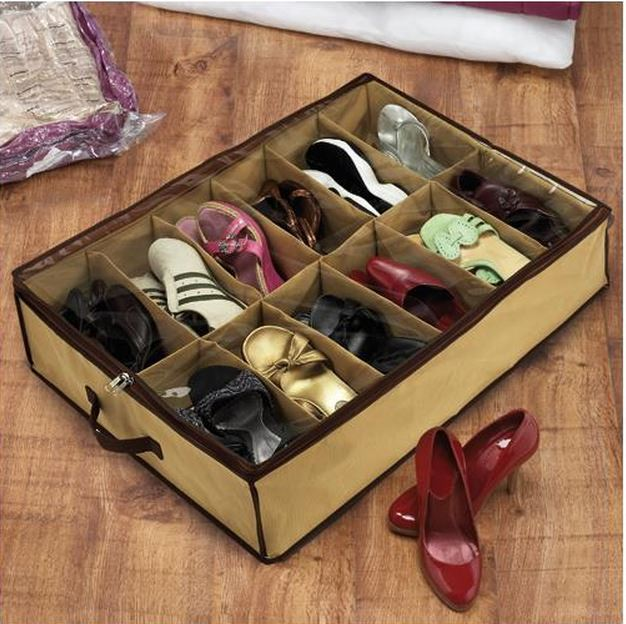 Organizador Para 12 Pares De Sapatos B251 Basic Kitchen