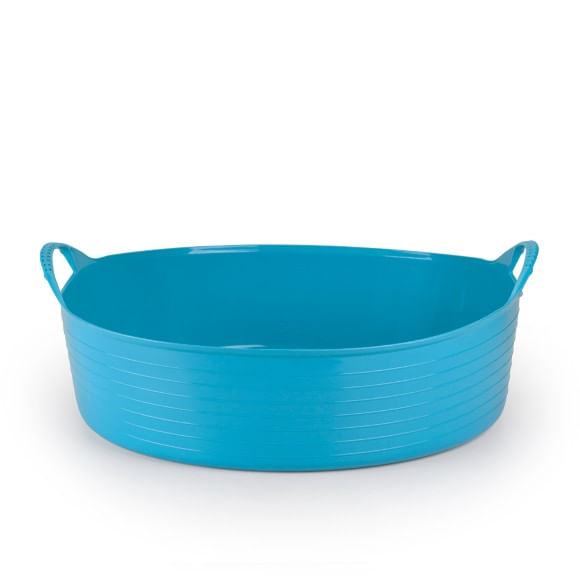 Cesto-Redondo-Raso-26-Litros-Azul-Tiffany-Arthi-7882