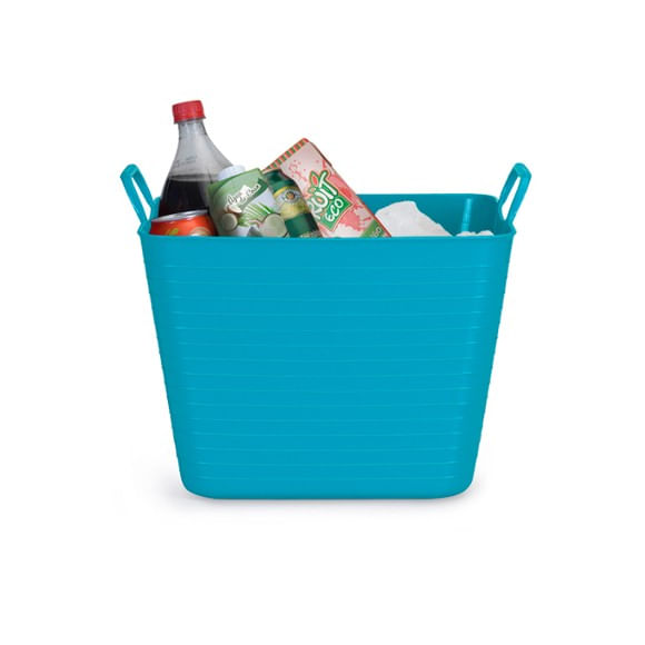 Cesto-Quadrado-22-Litros-Azul-Tiffany-Arthi-7692