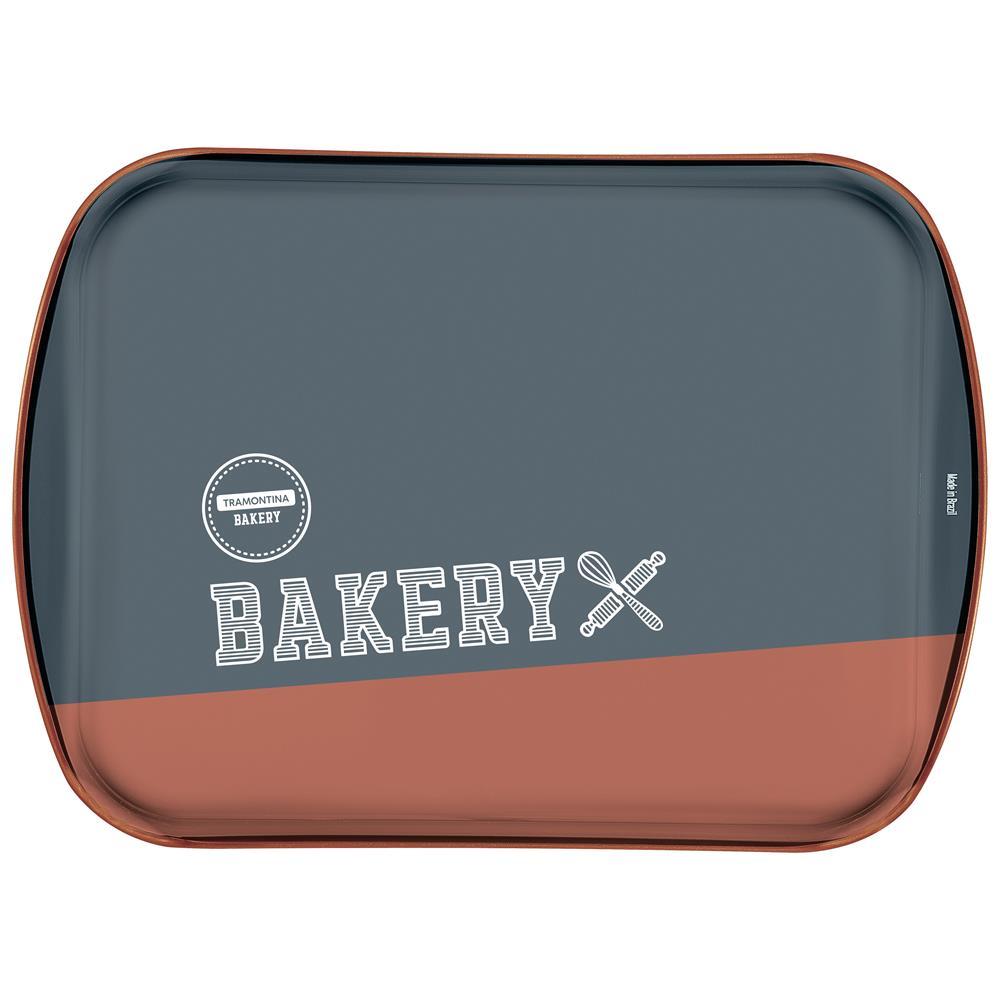 Assadeira Rasa Aluminio 28Cm Bakery 27814003 Tramontina