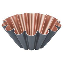 Forma-Para-Brioche-Aluminio-22Cm-Bakery-Tramontina