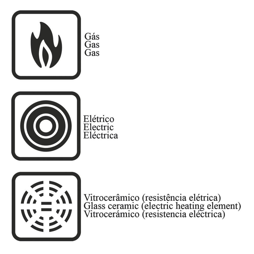 Kit Para Caldos 2 Peças 3,8L Pamplona 20899033 Tramontina