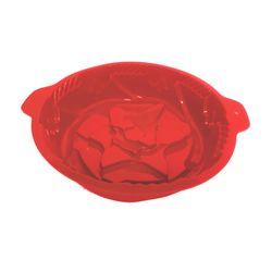 Forma-de-Bolo-Silicone-Estrela-Vermelho-Basic-Kitchen