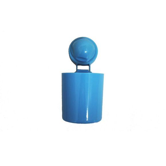 Porta-Treco-Com-Ventosa-Azul-Sq1066-Basic-Kitchen