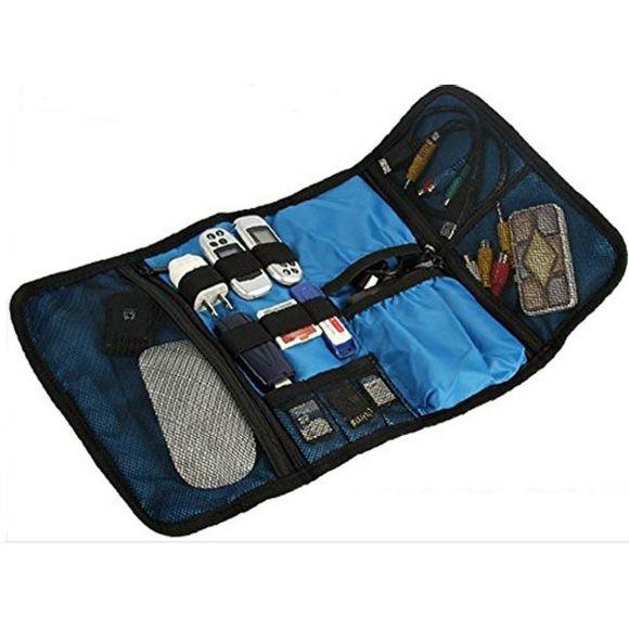 Organizador-Para-Acessorios-Eletronico-A224-Azul-Basic-Kitchen