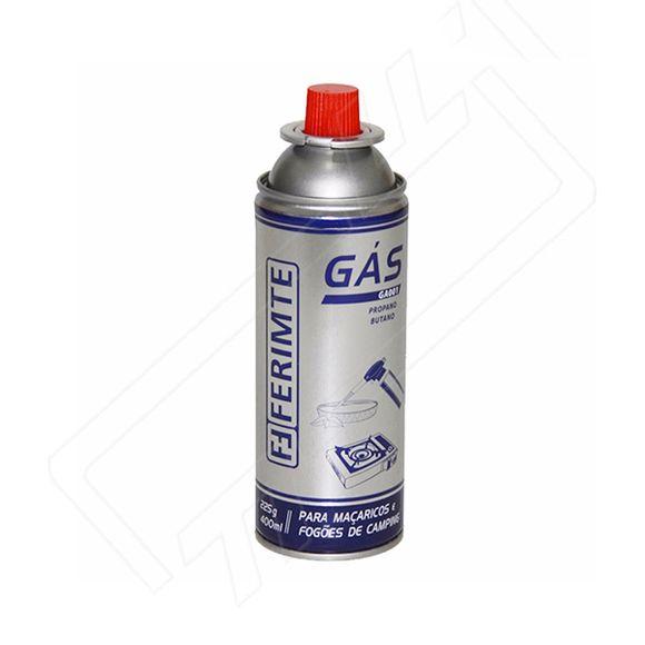 Gas-Para-Macarico-Fogareiro-225G-400Ml-Ga001-Ferimte-