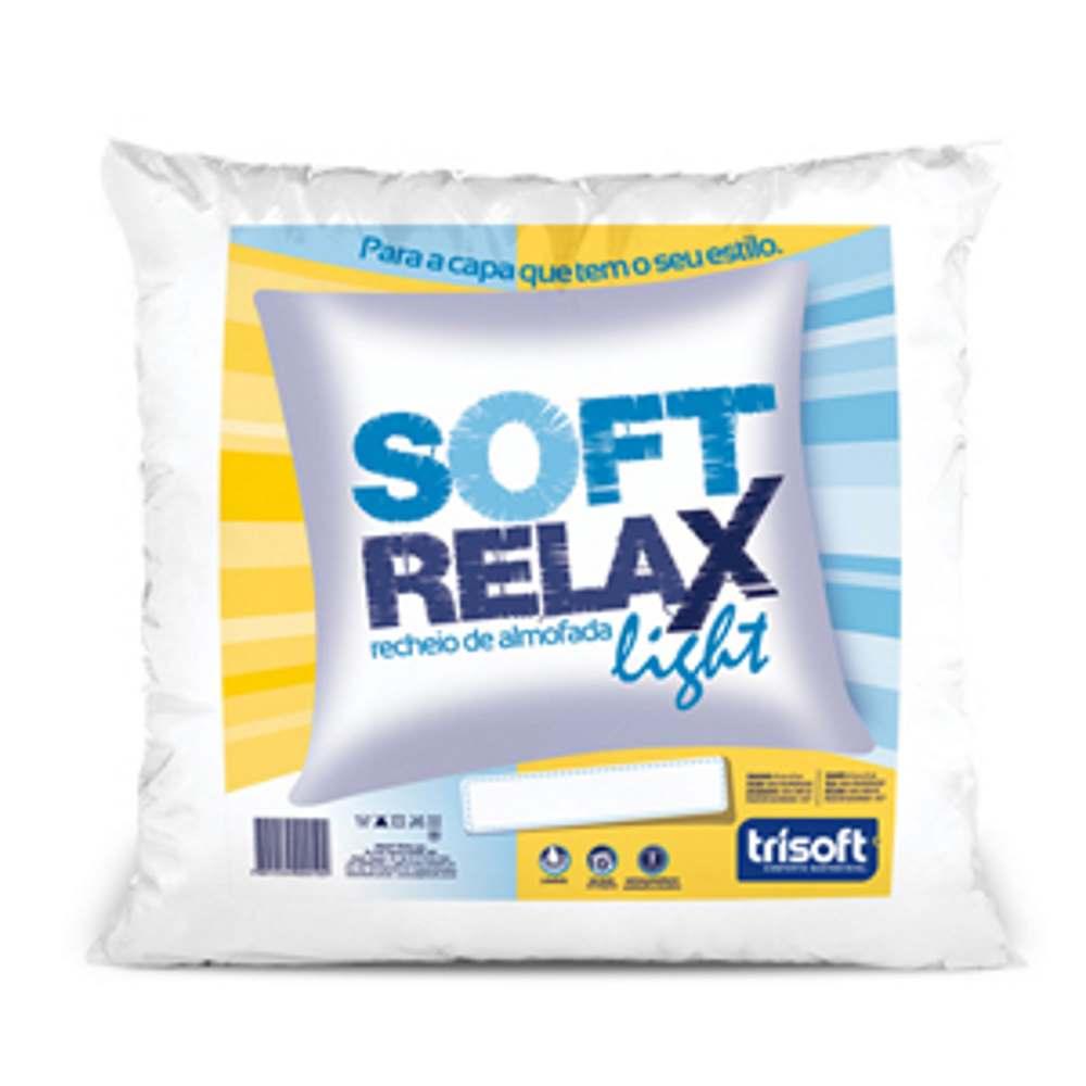 Enchimento De Almofada Soft Relax 0.60X0.60 Cm Trisoft