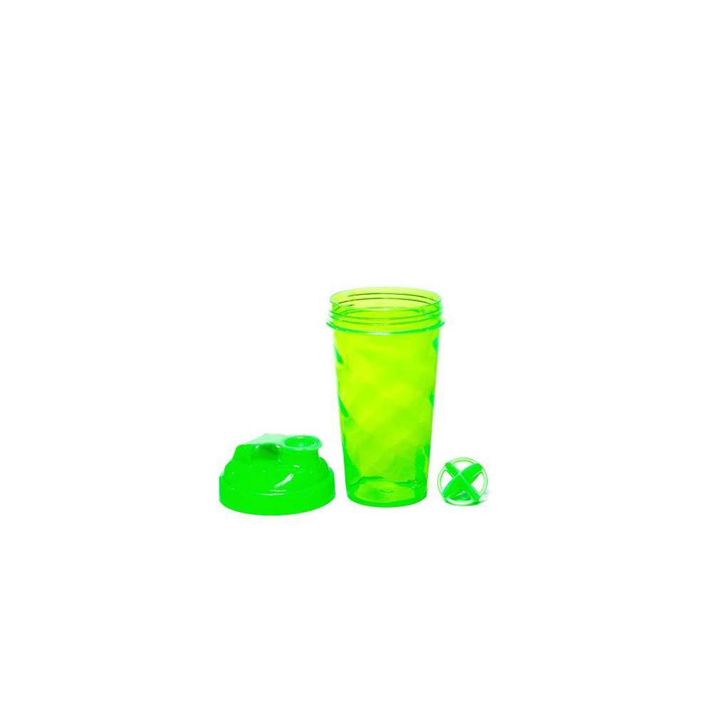 Coqueteleira Verde Com Tampa E Batedor Verde Santic