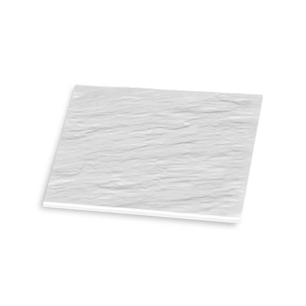 Tábua Retangular 32.5X26.5X1 Cm Stone Melamina Concept Haus