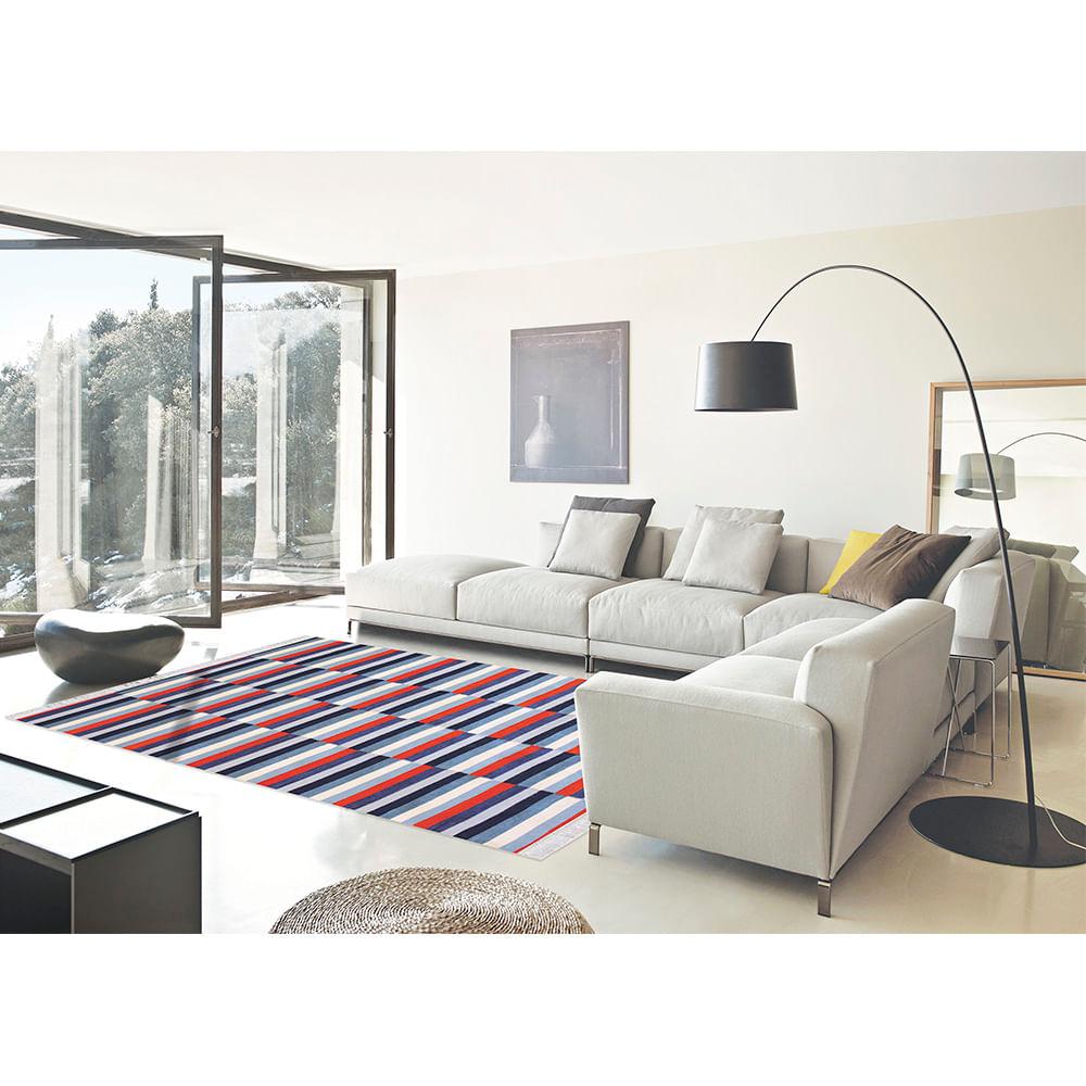 tapete indiano kilim ikat desenho 3009 multicolorido doural. Black Bedroom Furniture Sets. Home Design Ideas