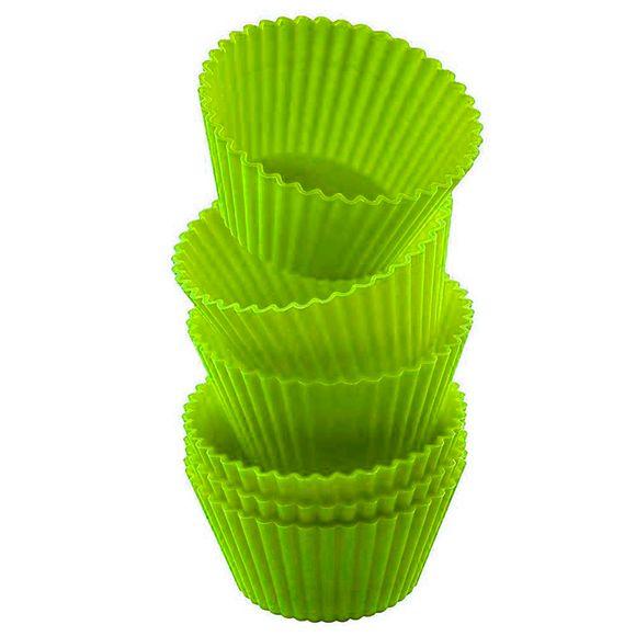Conjunto-Forma-Cupcakke-Silicone-6-Pecas-B066-Verde