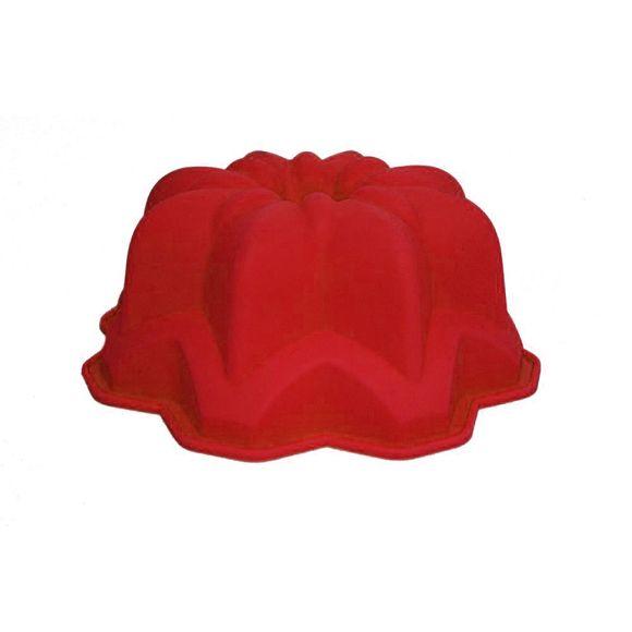 Forma-De-Bolo-Silicone-Star-71205-Vermelho