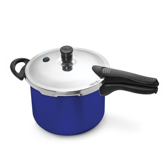 Panela-De-Pressao-45L-Press-Azul-Nigro