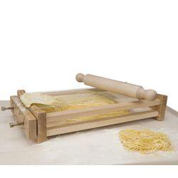 Cortador-Para-Spaghetti-Chitarra-Com-Rolo-Madeira-Eppicotispai