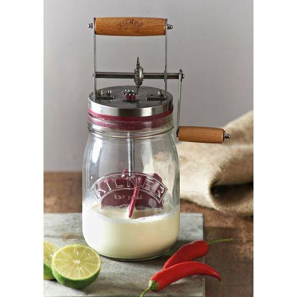 Kit-Pote-para-Fazer-Manteiga-Kilner