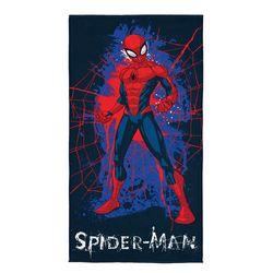 Toalha-de-Banho-Aveludada-Spider-Man-Lepper