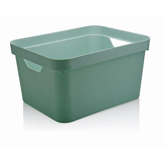 Caixa-Organizadora-Cube-G-Sem-Tampa-32-Litros-Verde-Ou
