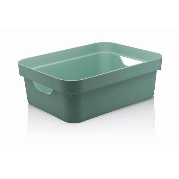 Caixa-Organizadora-Cube-M-105-Litros-Verde-Ou