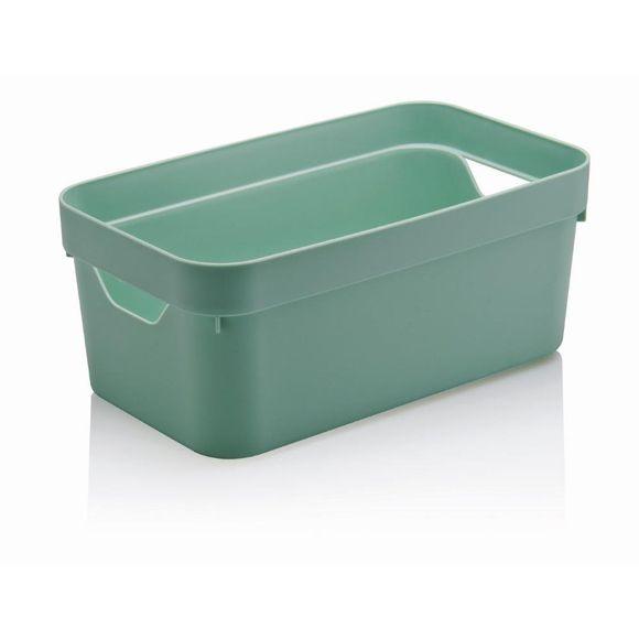 Caixa-Organizadora-Cube-P-53-Litros-Verde-Ou