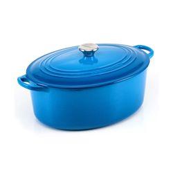 Panela-Oval-31Cm-Signature-Azul-Marseille-Le-Creuset