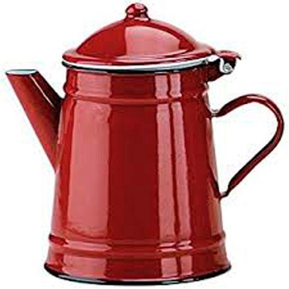 Cafeteira Conica 1000Ml Vermelha