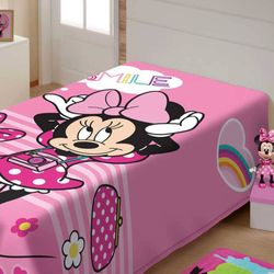 Cobertor-Raschel-Disney---Minnie-Smile-161351