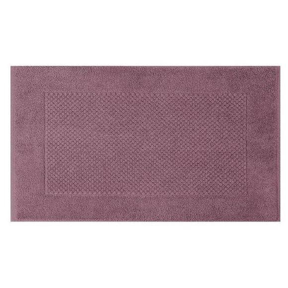 Toalha para os Pés Luxor 48/80 Cor 1671 (rosa)