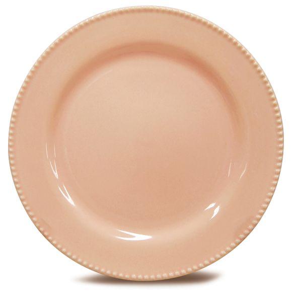 Prato-Raso-Perla-Rosa-27Cm-Yoi
