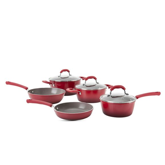 Jogo-de-Panelas-5-Pecas-Ceramic-Life-Select-Vermelho-Roma-Brinox