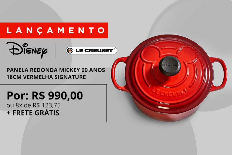 Le Creuset Mickey