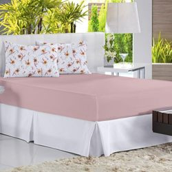 LENCOL-AVULSO-MALHA-IN-COTTON-KING-193X203M-ROSE