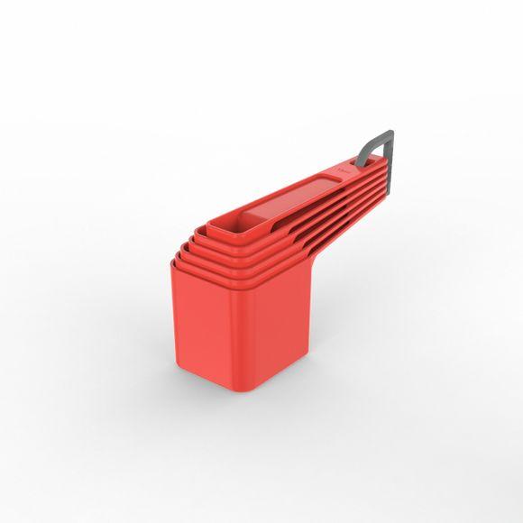 Kit-Colher-Medidora-Vermelho-Anodilar