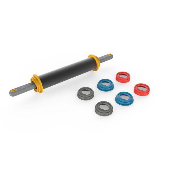 Rolo-Profissional-28Cm-Antiaderente-Com-Reguladores-Anodilar