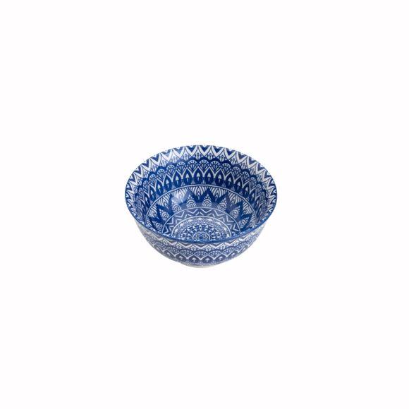 Bowl-Ceramica-Geometrico-Azul-E-Branco-12Cm-Lyor