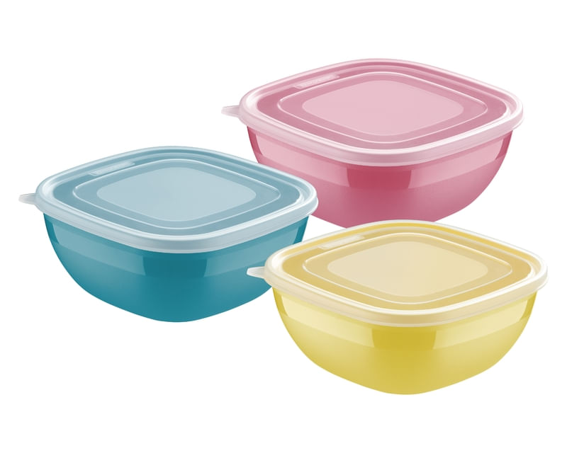 Pote 2L Mix Color 25099977 Tramontina