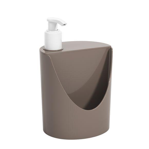 Dispenser-R-J-Basic-600Ml-Warm-Gray-Coza